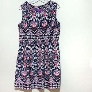 Jolie lightweight spring/summer sleeveless dress